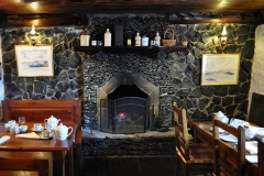 Man O War Pub Hearth