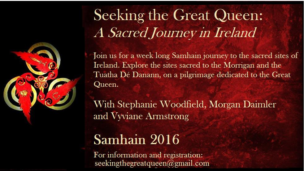 Seeking the Great Queen: A Sacred Journey in Ireland